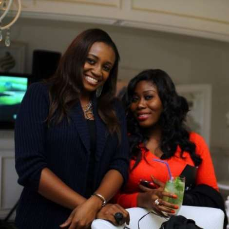 ANITA OMALICHA ISEDEH AND GBEMI OLATERU OLAGBEGI AT THE MTV AFRICA ALL STARS PRESS CONFERENCE (1)