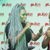 Efya and pappykojo rock Pulse VIP 'Double Cross' premeire afterparty