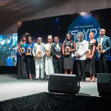 2017 Jci Nigeria Toyp Honorees With Jci Executives