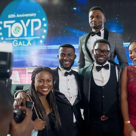 Guests At Jci Nigeria 60th Anniversary Toyp Gala...