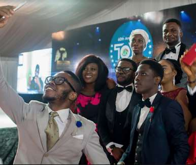 Guests At Jci Nigeria 60th Anniversary Toyp Gala.