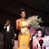 ALEXANDRA NWOKEDI WINS FACE OF SLEEK 2011