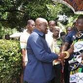 Otumfuo Osei-Tutu II Calls On Nana Akufo-Addo