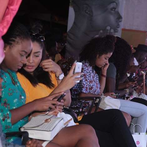 Fashion Extravaganza at the Ghana Garden and Flower Show