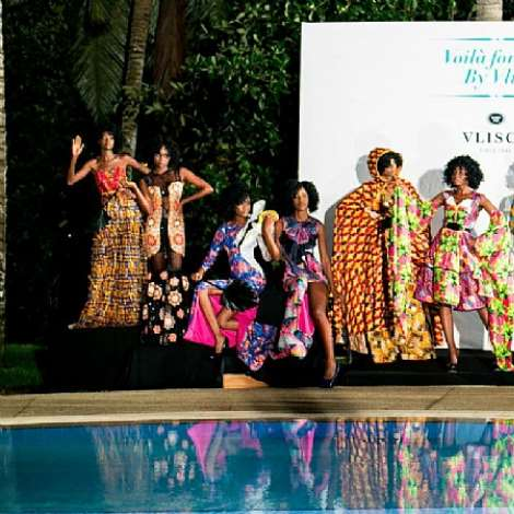 Human Mannequins: Sarah Ayim Talks Vlisco Experience & Fitting Models
