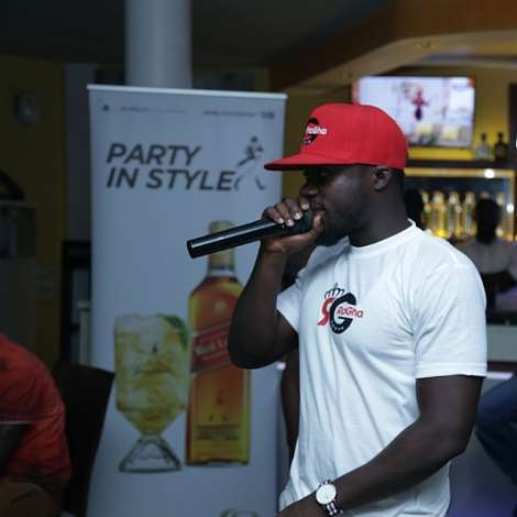 Vodafone Icons Contestant Rattyperforms At Preface Album Launch
