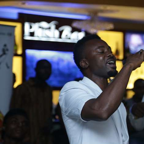 Shatta Rako Launches Preface Album 10