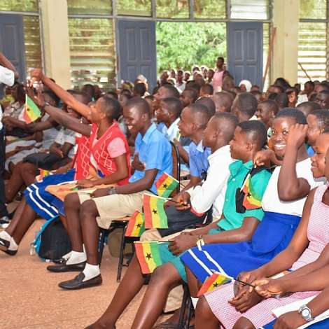 Veep Bawumia Launches FREE SHS In The Northern Region