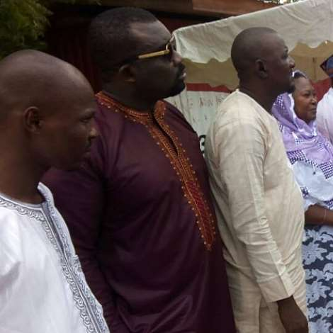 Mp For Weija-Gbawe Constituency Wishes Muslims Well On The Occasion Of Eid-Ul-Adha
