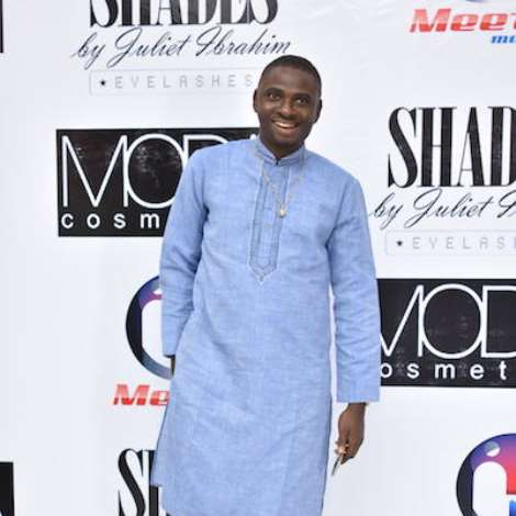 Launch of Shades by Juliet Ibrahim & Moda Lipstick
