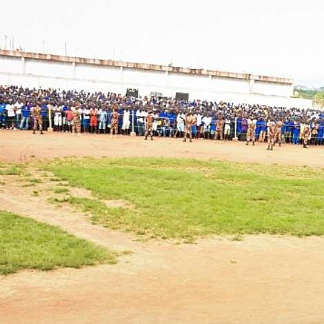 Vice President Bawumia Donates To Nsawam Medium Security Prison