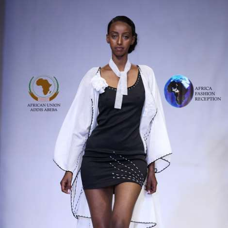 AFRICAN UNION HOSTS AFRICA FASHION RECEPTION