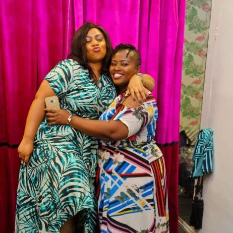 Ogechukwukanma Ogwo & Sandra Esi