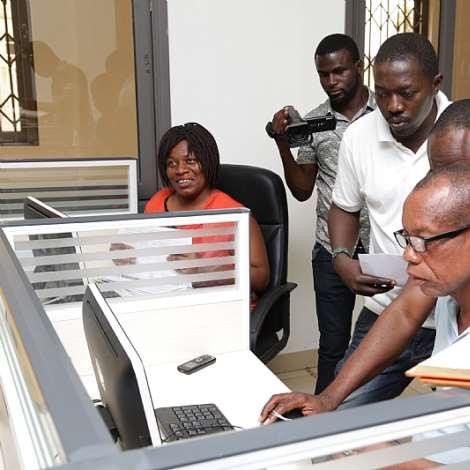 Ghana Successfully Kickstarts Paperless Port Transactions