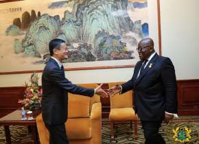 Meeting With Jack Ma, Executive Chairman Of Alibaba Group
