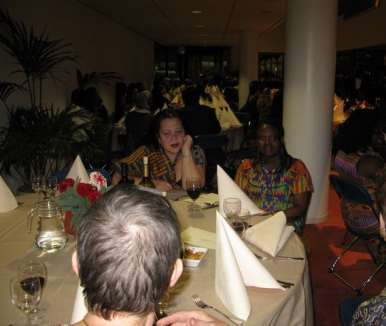 DINNER PARTY WITH  THE PRESIDENT - HOLLAND 30
