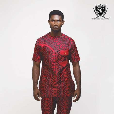 Sammies Couture Gentlemen's Collection 2015