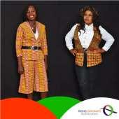 Fashion Schools In Ghana Glows! As Riohs Originate Displays Extra 'O'