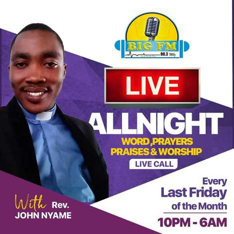 Rev John Nyame