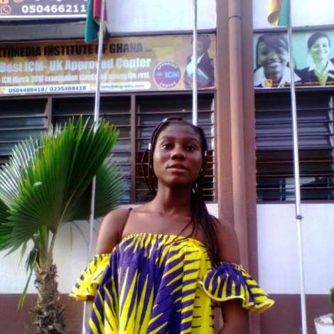Nana Adjoa  Yeboah Sarpong