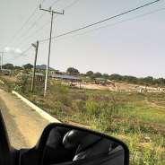 lands at amasaman