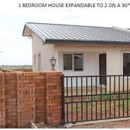 1,2 & 3 house  for sale in prampram