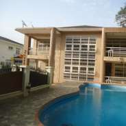 5 bedroom furnished house with swimming pool and 2