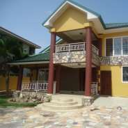 3 bedroom house on 2 plots for sale at Oyarifa