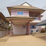 4 bedroom house for rent at Kisseman near Achimota