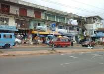Shop on Dansoman Main Road