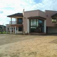 4 BEDROOM ON AN ACRE OF PLOT FOR SALE,EAST LEGON