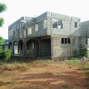 uncompleted 5 bedrooms for sale,@Ashale Botwe
