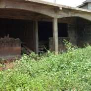 2 bedroom +Garage on 1 and Half Plot at Gbawe