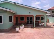 4 BEDROOM HOUSE FOR RENT  AT AGOGBA