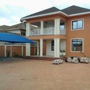 4 bedroom with pool for sale at east legon