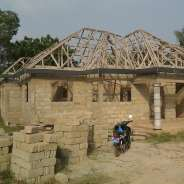 uncompleted 3 bedroom for sale at Pantang