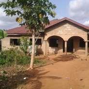 uncompleted 3 bedroom for sale,Oyarifa