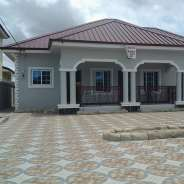 4 bedrooms for sale@Agbogba