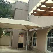 4 bedrooms fully furnished house with an outer hse