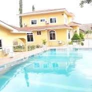EXECUTIVE 5 BEDROOMS HOUSE FOR RENT AT EAST LEGON