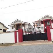 LUXURY 4 BEDROOMS HOUSE FOR SALE AT EAST LEGON