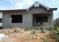 uncompleted 3 bedroom for sale,Ashale Botwe
