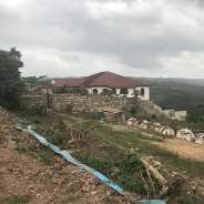 Land for sale opposite Peduase lodge