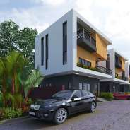 3&4 Bedroom Townhouses for Sale behind Trade Fair