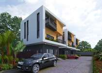 2,3&4 Bedroom Townhouses for Sale behind Trade Fair