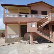 HOUSE FOR RENT- TWO BEDROOM SELF CONTAINED STOREY APARTMENT