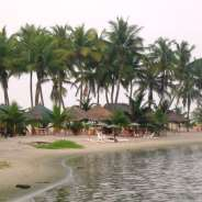 Beach Land For sale  at Prampram