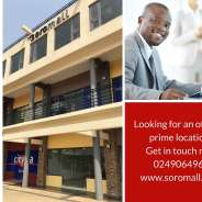 Retail and Office Space on Spintex Road