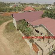 UNCOMPLETED 3 BEDROOM AND WARE HOUSE FOR SALE