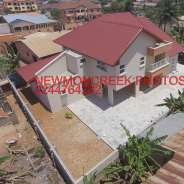 4 bedroom for sale@Agbogba(North legon)